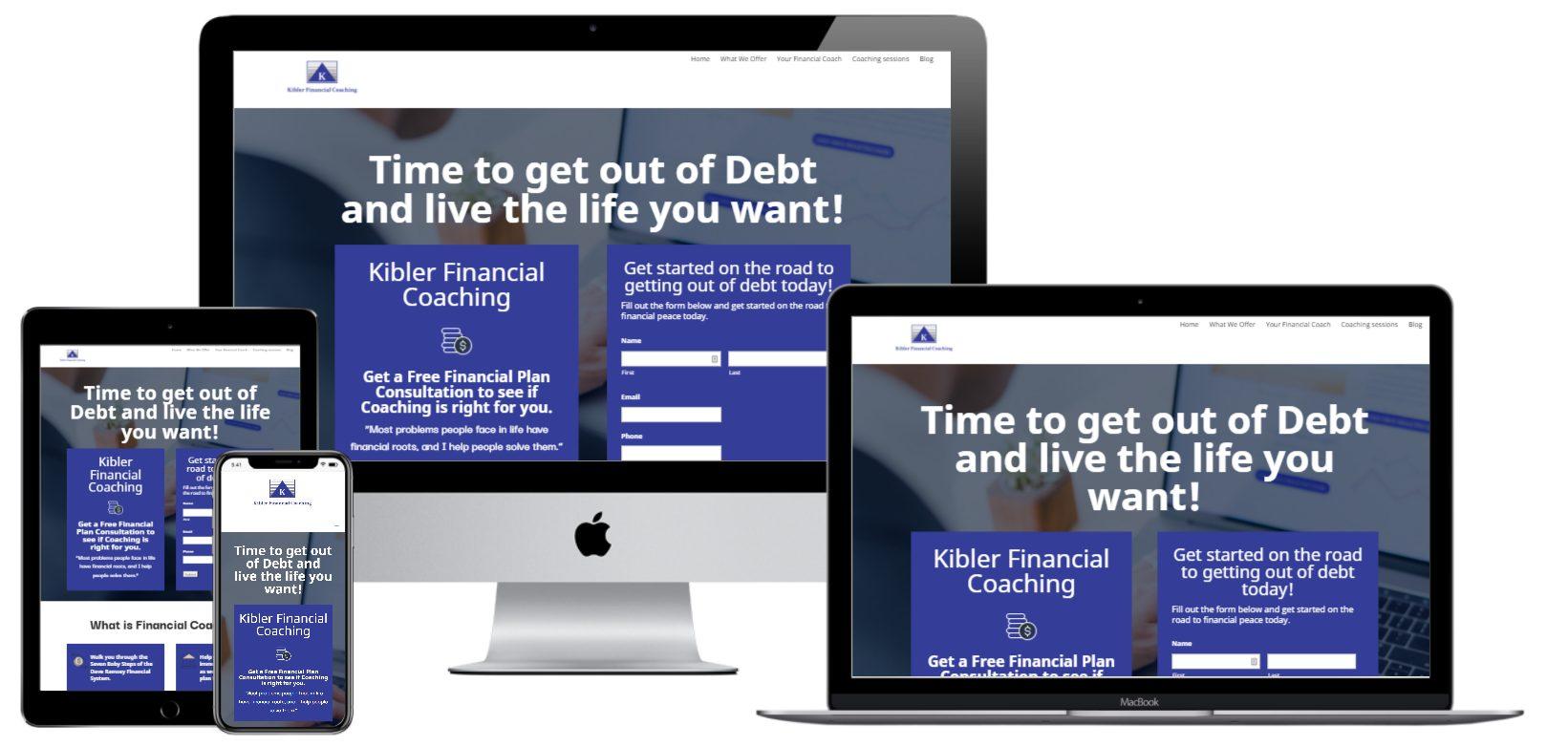 kibler financial coaching